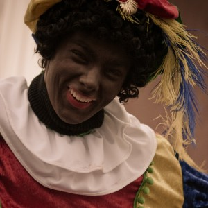 Zwarte Piet Fot. Hans Pama