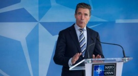 Oświadczenie Rady Północnoatlantyckiej w sprawie Ukrainy BIZNES, Polityka - Odbyło się nadzwyczajne posiedzenie Rady Północnoatlantyckiej. Sekretarz Generalny NATO Anders Fogh Rasmussen wygłosił przemówienie.