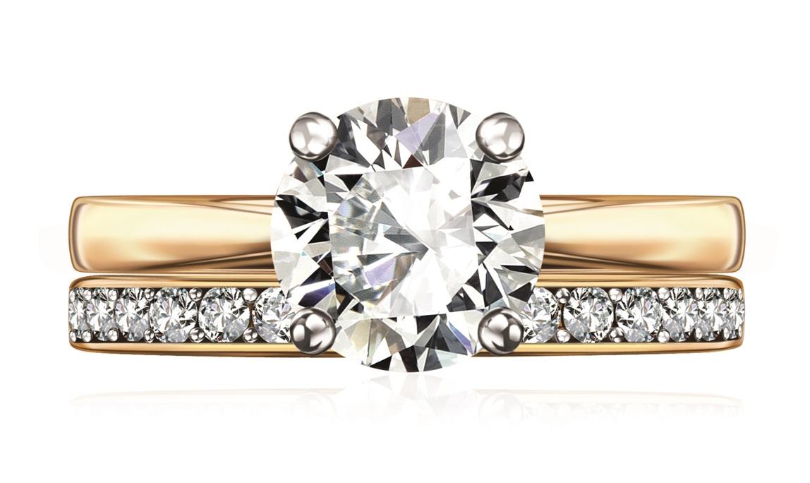 YES_Pier_cionek _ternel z Diamentem Idealnym YES__od 4495 PLN