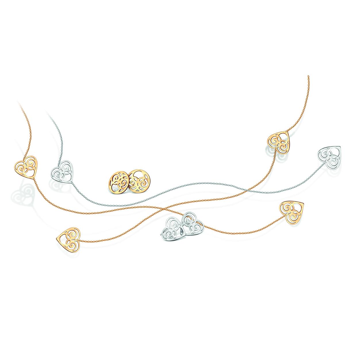 Podaruj swojej Walentynce wyjątkową biżuterię