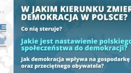 """Budowa wsparcia dla wartości demokratycznych i rynkowych w Polsce BIZNES, Polityka - Fundacja """"Instytut Badań nad Demokracją i Przedsiębiorstwem Prywatnym"""" przy wsparciu The Center for International Private Enterprise, Washington D.C. realizuje projekt pn. """"Budowa wsparcia dla wartości demokratycznych i rynkowych w Polsce""""."""